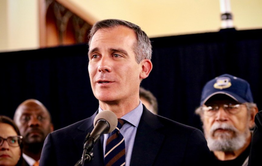 Coalition to Preserve LA corruption Eric Garcetti